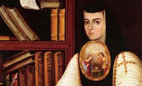 Image taken from Metanexus - click through to read a biography of Sor Juana.