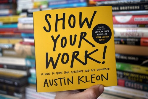 photo credit medium.com. Click through to read an essay by Kleon.