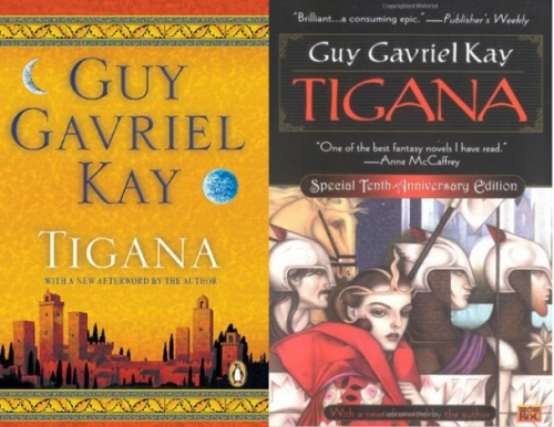 Several covers of Tigana